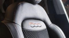 Fiat 500X S-Design: dettaglio degli interni