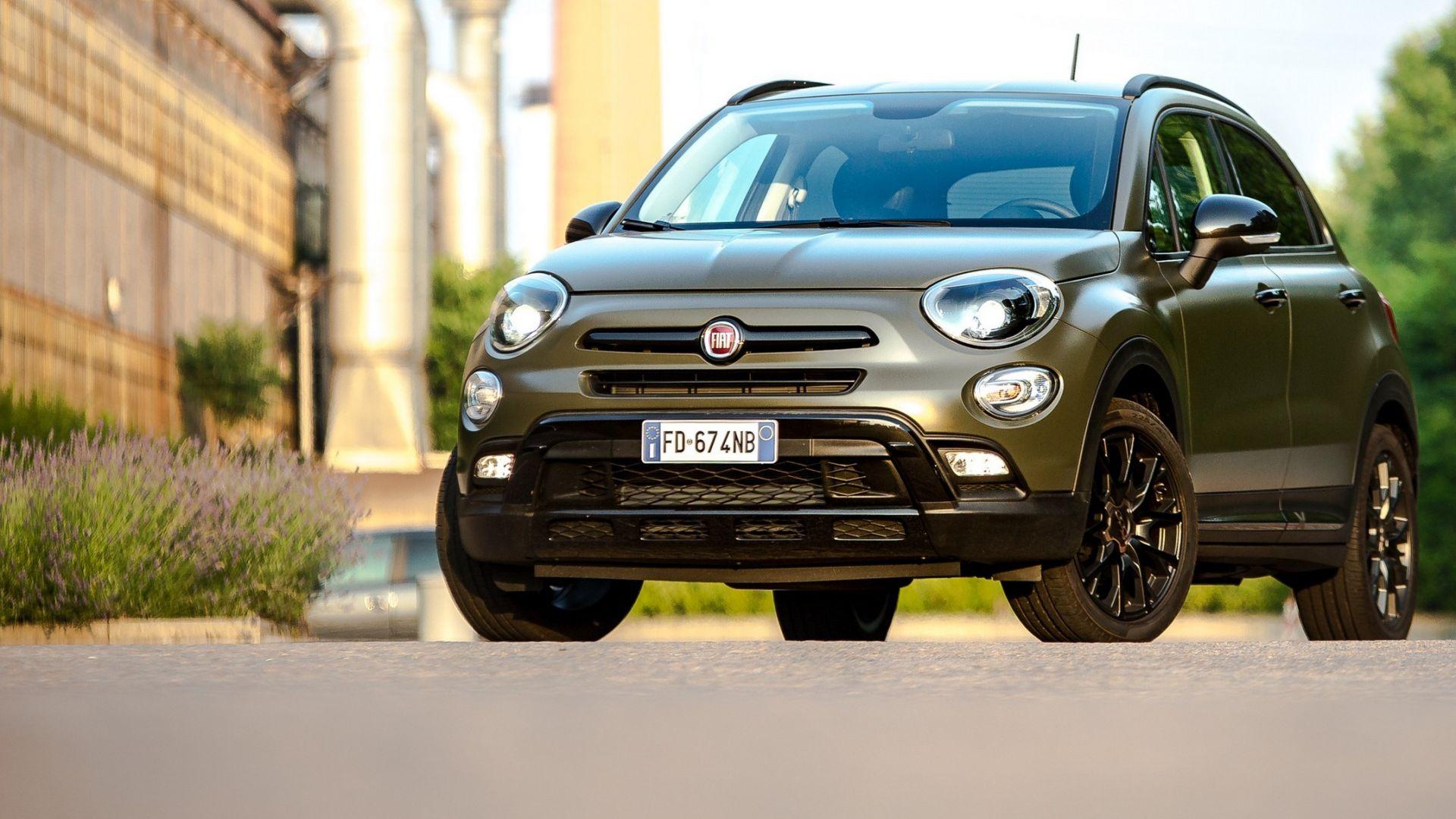 Fiat 500 Pop >> Fiat 500X S-Design: la serie speciale è a prezzo scontato ...