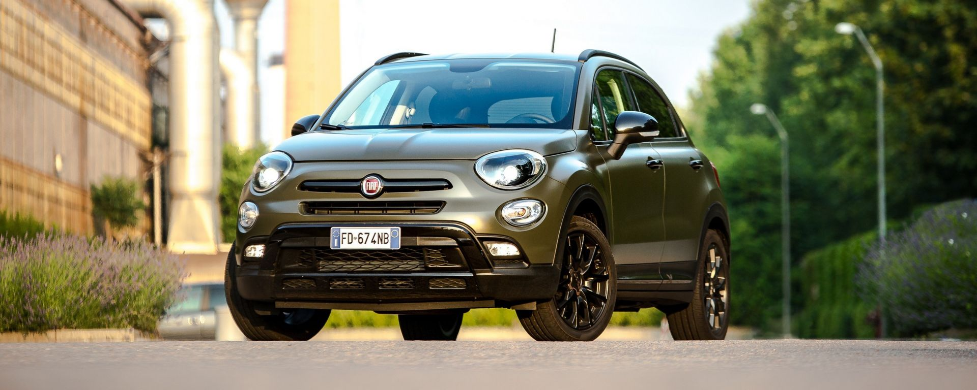 fiat 500x s design la serie speciale del crossover costa euro motorbox. Black Bedroom Furniture Sets. Home Design Ideas