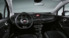 Fiat 500X S-Design: la plancia