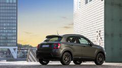 Fiat 500X S-Design: vista 3/4 posteriore