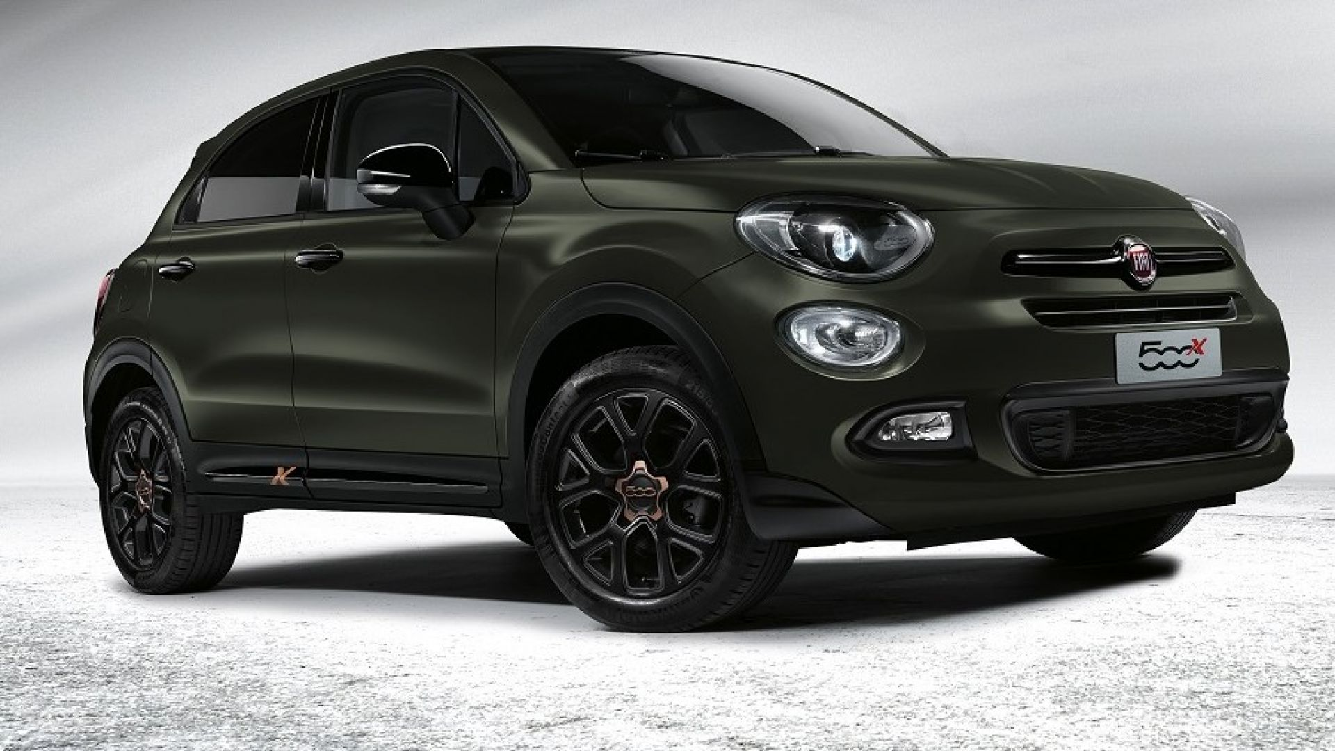 fiat 500x s design la serie speciale a prezzo scontato motorbox. Black Bedroom Furniture Sets. Home Design Ideas
