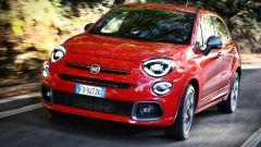 Fiat 500X Sport, fino a 7.000 euro di sconto