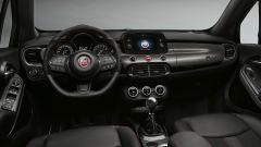 Fiat 500X Sport, gli interni