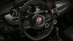 Fiat 500X Sport, il volante multifunzione