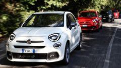 Fiat 500X Sport, la gamma è ora al completo