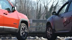 Fiat 500X vs Jeep Renegade vs Dacia Duster - Immagine: 18