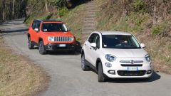 Fiat 500X vs Jeep Renegade vs Dacia Duster - Immagine: 16