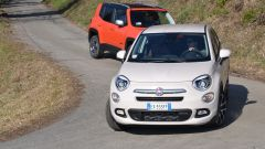 Fiat 500X vs Jeep Renegade vs Dacia Duster - Immagine: 21