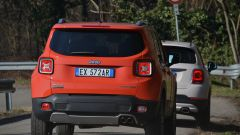 Fiat 500X vs Jeep Renegade vs Dacia Duster - Immagine: 7
