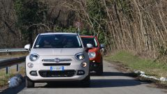 Fiat 500X vs Jeep Renegade vs Dacia Duster - Immagine: 5