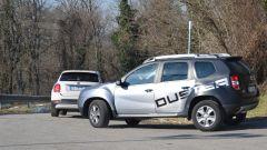 Fiat 500X vs Jeep Renegade vs Dacia Duster - Immagine: 6