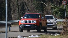 Fiat 500X vs Jeep Renegade vs Dacia Duster - Immagine: 9