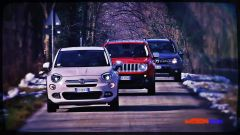 Fiat 500X vs Jeep Renegade vs Dacia Duster - Immagine: 22