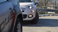 Fiat 500X vs Jeep Renegade vs Dacia Duster - Immagine: 17