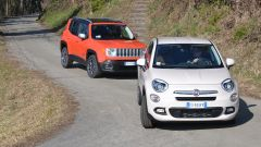 Fiat 500X vs Jeep Renegade vs Dacia Duster - Immagine: 8