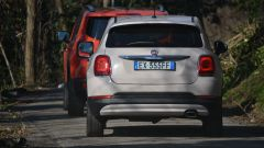 Fiat 500X vs Jeep Renegade vs Dacia Duster - Immagine: 3