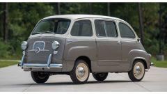 Fiat 600 Multipla: la prima monovolume con 6 posti
