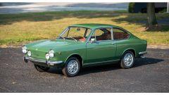Fiat 850 Sport Coupé: motore da 2.0 litri, è una delle più rare. Solo 3 esemplari, uno dei quali di Niki Lauda