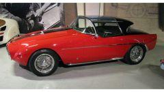 Fiat 8V Demon Rouge, l'originale con tetto a sbalzo - foto di Herranderssvensson / CC BY-SA (https://creativecommons.org/license