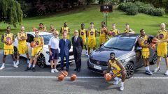 Fiat Torino: la Tipo è Official Car del team di basket di Larry Brown