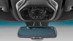 Fiat Argo: i pulsanti sul tetto