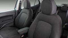 Fiat Argo: i sedili