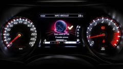 Fiat Argo: il quadro strumenti