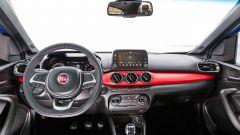 Fiat Argo: la plancia