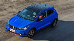 Fiat Argo: vista dall'alto