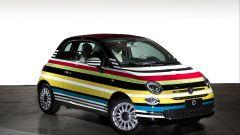 Fiat: battuta all'asta la 500C Missoni customizzata da Garage Italia - Immagine: 1