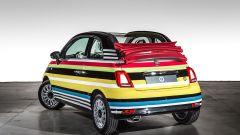Fiat: battuta all'asta la 500C Missoni customizzata da Garage Italia - Immagine: 2