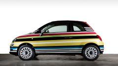 Fiat: battuta all'asta la 500C Missoni customizzata da Garage Italia - Immagine: 4