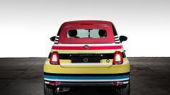 Fiat: battuta all'asta la 500C Missoni customizzata da Garage Italia - Immagine: 6
