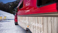 Fiat Casa 500: un viaggio tra le piste innevate con la 500 X  - Immagine: 11