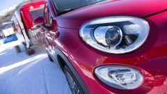 Fiat Casa 500: un viaggio tra le piste innevate con la 500 X  - Immagine: 13
