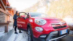Fiat Casa 500: un viaggio tra le piste innevate con la 500 X  - Immagine: 14