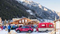Fiat Casa 500: un viaggio tra le piste innevate con la 500 X  - Immagine: 27