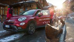 Fiat Casa 500: un viaggio tra le piste innevate con la 500 X  - Immagine: 28