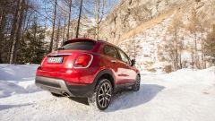 Fiat Casa 500: un viaggio tra le piste innevate con la 500 X  - Immagine: 35