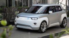 Fiat Centoventi Concept, l'elettrica low cost