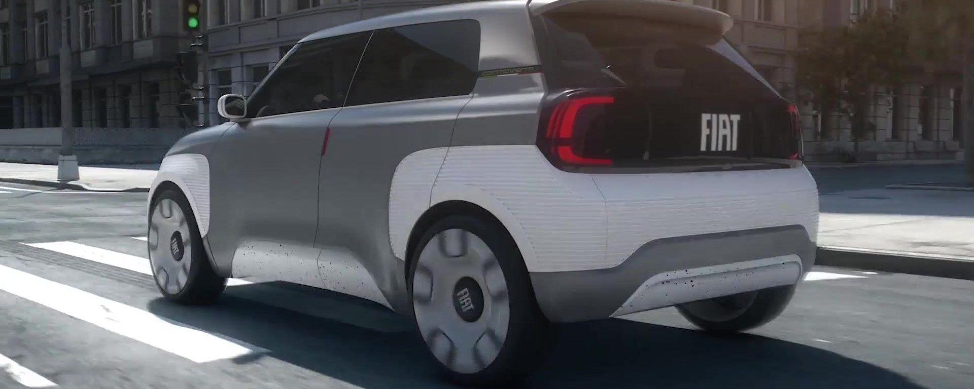 Fiat Concept Centoventi, punto di partenza del futuro Fiat in tutta Europa