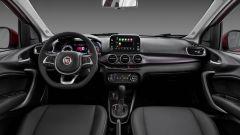Fiat Cronos: gli interni della berlina per il Brasile - Immagine: 1