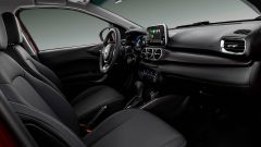 Fiat Cronos: gli interni della berlina per il Brasile - Immagine: 4