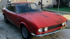 Fiat Dino: 3/4 anteriore