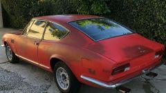 Fiat Dino: 3/4 posteriore