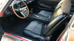 Fiat Dino: gli interni
