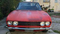 Fiat Dino: il frontale