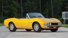 Fiat Dino Spider: carrozzeria Pininfarina e motore V6 della cugina Ferrari Dino