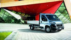 Fiat Ducato: ha tre livelli di allestimento, tra cui Combi e Panorama